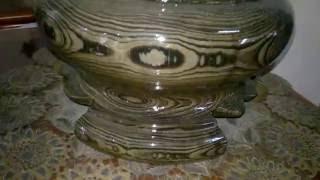 Download Lộc bình gỗ thủy tùng.Đồ gỗ La Xuyên. Video