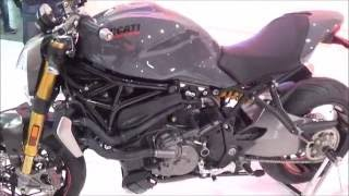 Download EICMA 2016 - Ducati Monster 1200 S M.Y. 2017 Video