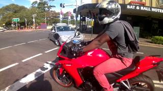 Download Ninja 300 vs Honda CBR500R Video