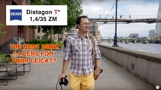 Download BETTER than LEICA? Zeiss Distagon T* 1,4/35 ZM - RED35 Review Video