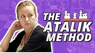 Download Chess Opening Strategy 📖 IM Ekaterina Atalik's All-Around Guide for Club Players (Master Method) Video