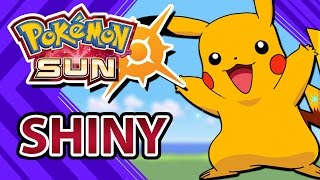 Download POKEMON SUN AND MOON | SHINY PIKACHU IN 83 SOS ENCOUNTERS Video
