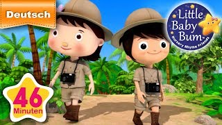 Download Lass uns Löwen jagen geh'n   Und noch viele weitere Kinderlieder   von LittleBabyBum Video
