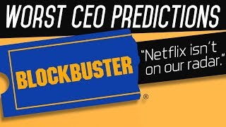 Download Worst Tech Predictions   6 CEOs Who Got it VERY Wrong Video