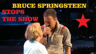 Download Bruce Springsteen - Save The Last Dance For Me (Live Albany 2014) HD Pro recorded audio Video