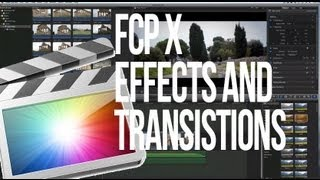 Download Final Cut Pro X Effects and Transitions Video