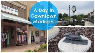 Download VLOG: A Day in Downtown Madison Video