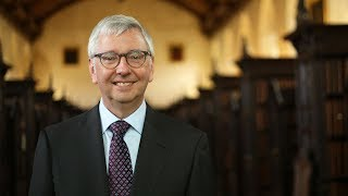 Download A message from the new Vice-Chancellor of the University of Cambridge Video