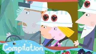 Download Ben and Holly's Little Kingdom - Compilation (40 Minutes) Video