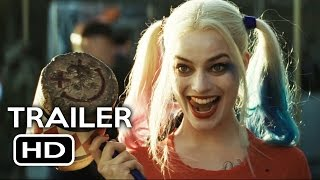 Download Suicide Squad Official Trailer #2 (2016) Jared Leto, Margot Robbie Action Movie HD Video