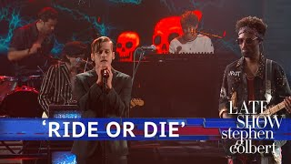Download The Knocks ft. Foster The People Perform 'Ride Or Die' Video