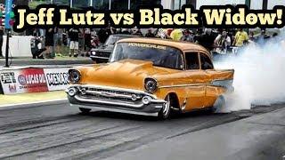 Download Jeff Lutz vs Black Widow/ Birdman vs Track Doe at Topeka No Prep Kings 2 Video