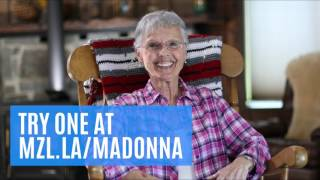 Download Meet MaDonna, a one-woman Firefox theme machine! Video