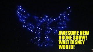 Download Drone Show at Walt Disney World Starbright Holidays Disney Springs Video