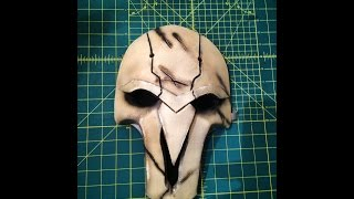 Download Basic Construction Techniques for a Reaper Mask. Video
