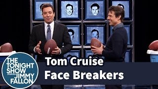 Download Face Breakers with Tom Cruise Video