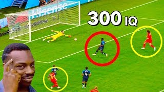 Download Football - When Players have 300 IQ (Genius Plays) Video