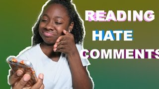 Download READING HATE COMMENTS Video