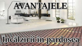 Download Avantajele Incalzirii in Pardosea Video