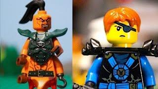 LEGO NINJAGO Piracy! Episode 1 - The Lost Ship! - SEASON PREMIERE