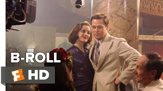 Download Allied B-ROLL (2016) - Marion Cotillard Movie Video