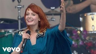 Download Florence + The Machine - Dog Days Are Over (Live At Oxegen Festival, 2010) Video