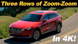Download 2016 / 2017 Mazda CX-9 First Drive Review | in 4K UHD! Video