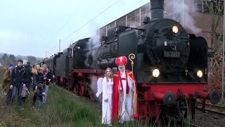 Download Der Nikolaus kommt mit der RuhrtalBahn Video