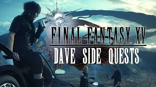Download Final Fantasy XV | Dave Side Quests #7 | Washed Away Video