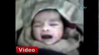 Download Suriye'de Doğan Bebeğin İlk Sözcüğü 'Allah' Oldu Video