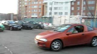 Download opel tigra race Video