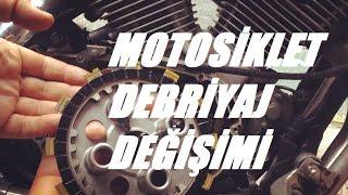Download Motosiklet Debriyaj Balatası Değişim Videosu Video