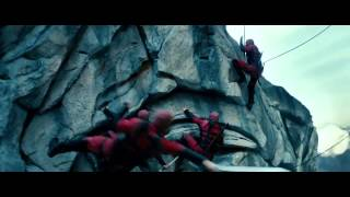 Download G.I. Joe Retaliation - Cliff sword fighting scene HD Video