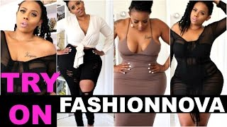Download Fashion Nova Try On Haul With Sizing- Jeans, Dress, Plus- Size, Curvy Video
