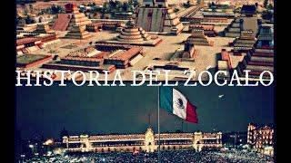 Download Historia de la Plaza de la constitución (zócalo) CDMX Video