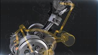 Download Deposit and Heat Control in 4-Stroke Motorcycles Video
