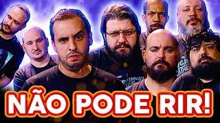 Download NÃO PODE RIR! com Jovem Nerd, Azaghal, Sr. K, Gustavo Chagas e Totoro Video