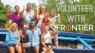 Download Volunteer With Frontier Video