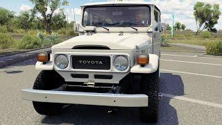 Download Toyota FJ40 1979 - Forza Horizon 3 - Test Drive Free Roam Gameplay (HD) [1080p60FPS] Video