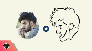 Download Inkscape Tutorial: Line Portrait Video