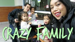 Download That Crazy Family - October 13, 2016 - ItsJudysLife Vlogs Video