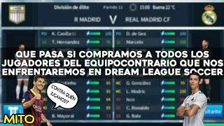 Download COMPRO TODOS LOS JUGADORES DEL RIVAL | MITOS DREAM LEAGUE SOCCER Video