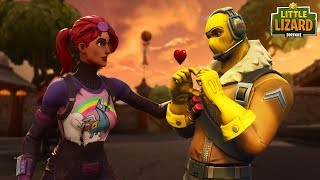 Download RAPTOR IS A HERO ON HIS BIG DATE! - Fortnite Short Film Video