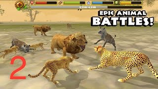 Download 🐾#Cheetah Simulator 🐾- Part2 -# Gluten Free games - #iTunes/#Google Play Video