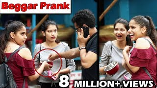 Download Beggar with a Twist Prank | PART 2 | Pranks in India 2018 | Unglibaaz Video