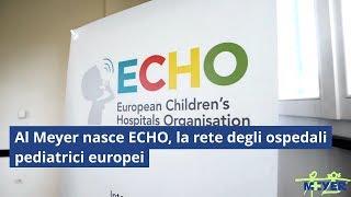 Download Al Meyer nasce ECHO, la rete degli ospedali pediatrici europei Video