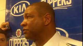 Download Doc Rivers discusses ejection, says Clippers ″Lost respect for the game″ Video