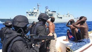 Download INDIAN NAVY Captures Somali Pirates Video