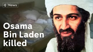 Download Osama bin Laden killed as raid is watched live by Obama Video