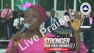 Download Powerful LIVE Praise @ RCCG November 2018 HOLY GHOST SERVICE Video